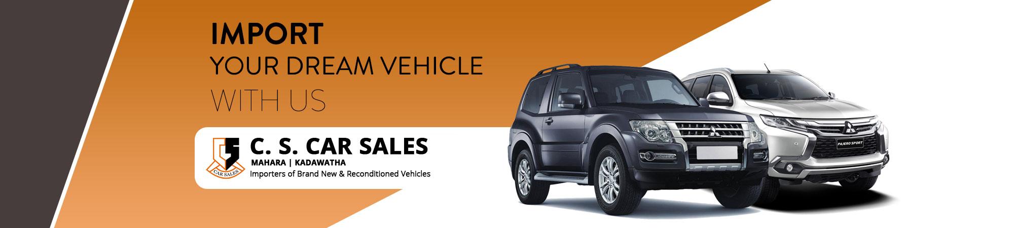 CS Car sale