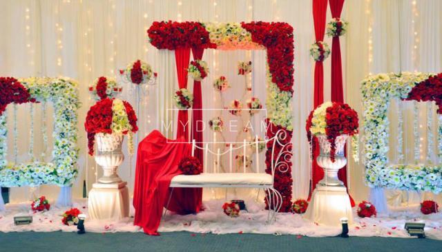 Wedding Decorations Memories Of Flowers Panadura Mydream Lk