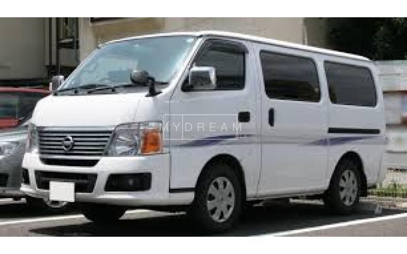 Vans Buses Nissan Caravan E25 2008 Matara Mydream Lk