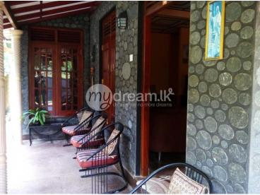 Small Bungalow in rural setting close to Colombo