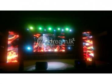 BIG LED VIDEO  Display /promotion truck sri lanka colombo