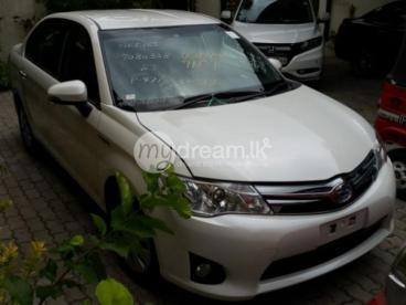 Toyota Axio NKE165(G-Grade) 2014