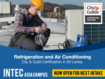 Refrigeration & Air Conditioning City & Guilds Diploma