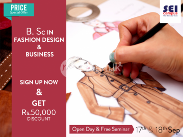 Bsc in Fashion Design - SEI Campus