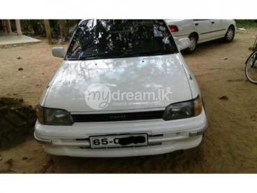 Toyota Starlet 1991 Car for sale