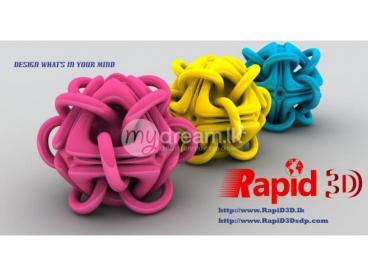 3D Design & Modeling