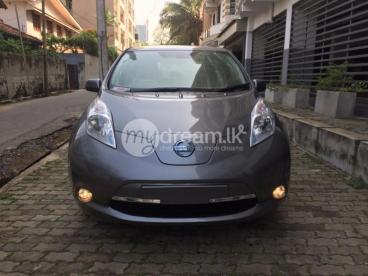 Nissan Leaf 2015 Dec