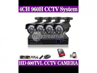 Ahd Cctv camera systems