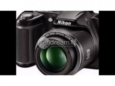 Nikon Coolpix L340 20.2 MP