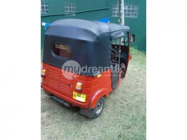 Bajaj Three Wheeler For Sale(Home Used)