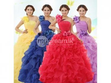 Imported Wedding Dresses