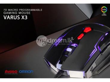 Fantech X3 Gaming Mouse