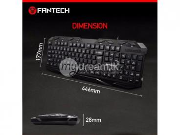 Fantech K10 Gaming Keyboard