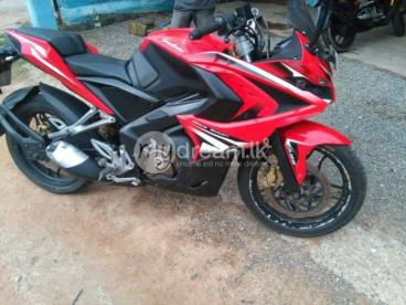 pulsar 200RS bcs for sale