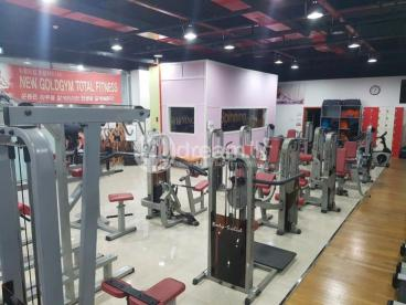GYM EQUIPMENTS - BODY SOLID