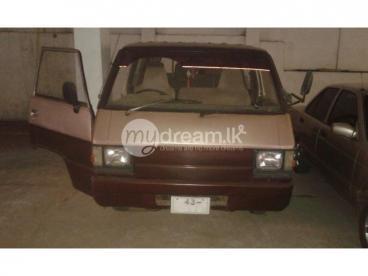 VAN L300 - Mitsubishi