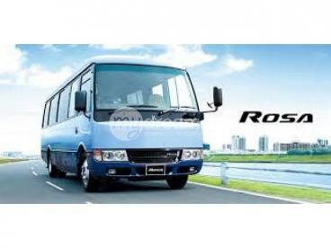 Mitsubishi Rosa Super Long