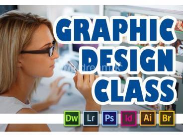 Graphic Design Class - Home Visit