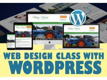 WordPress Web design - Class