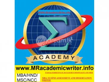 MBA , HND ASSESSMENT WRITING SERVICE