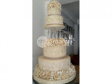 Wedding cake structures cup cakes, wedding cake pieces& birthday cakes.
