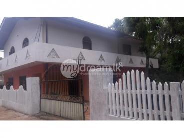 Two Story House In Ibulgoda