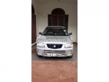 Want To Rent a Suzuki ALTO 2011 CAR