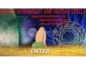 45YRS EXPERIENCED TRADITIONAL SPIRITUAL HERBALIST HEALER & SPELL CASTER +27781419372