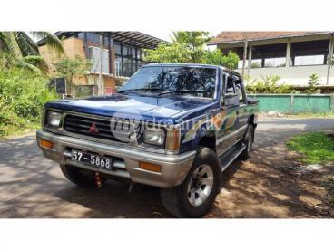 Mitsubishi 4x4 L200