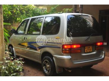 Nissan serena vx 1997