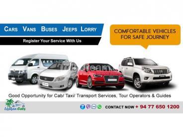 Lankancabs.lk - Taxi/ Cab Service