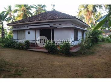 80 Perches Land With a Old House For Sale in Kegalle.