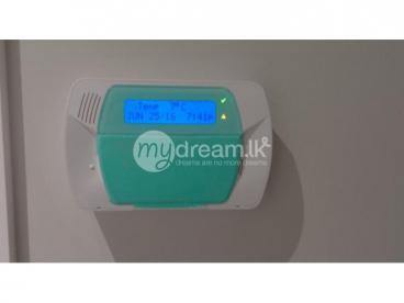 Security Alarm System GSM/PSTN Wireless Dual Network Hybrid Burglar Alarm System