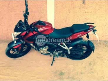 Used Pulsar 200 Ns for SALE !