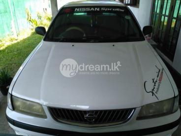 nissan b15 car forsale