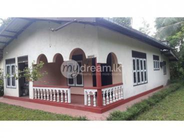 House In Weyangoda