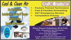 AC & Ref Repair & servicing