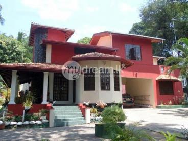 292 Perches Land with Complete House for Sale in Kandana