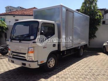 JAC 12.6ft Fullbody Truck