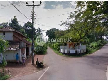 24 Perches Commercial cum Residential Land For Sale in Gampaha