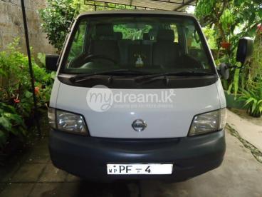 Nissan Vanette 2007 for sale (reg 2013)