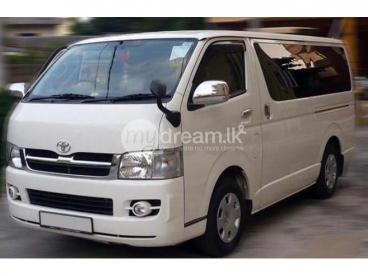 Comfortable Vehicles for Foreigners & Local for Affordable Rates.