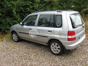 Mazda demio car rent monthly