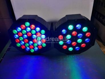 Led stage lights