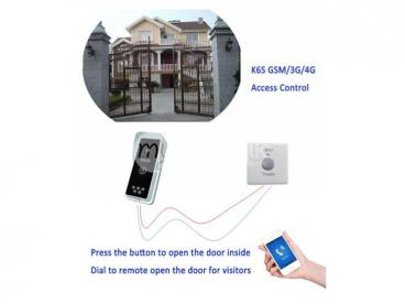 GSM Apartment Intercom K6S