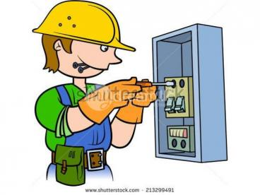 Electrician- for panel board wiring