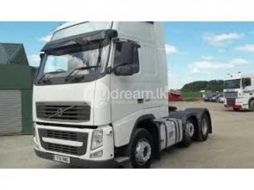 Volvo FH460 Prime Mover for Rent