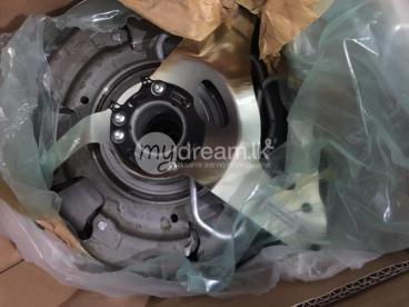 Honda Vezel dual clutch transmission