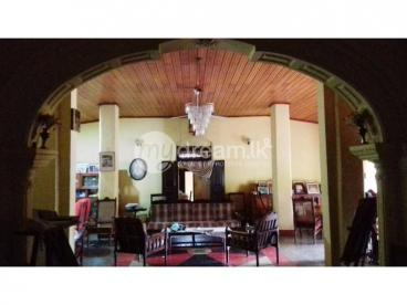Antique two storied large house for Sale