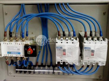 Build your Electric panel by us